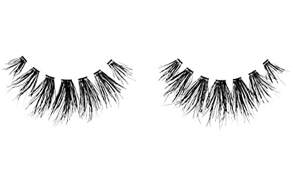 4113aa1e9a7 Image Unavailable. Image not available for. Color: KoKo Lashes MISHA Wispy  Glamour Fake Eyelashes (New ...