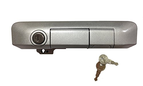 (Pop & Lock PL5505 Silverstreak Mica Manual Tailgate Lock for Toyota Tacoma (Standard Lock))