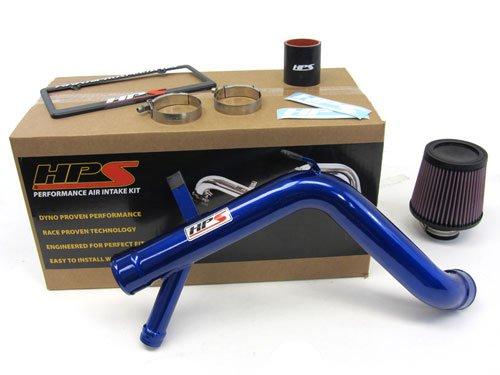 HPS Cold Air Intake Kit (Blue) for 00-06 Volkswagen Golf GTI MK4 1.8T Turbo (Air Intake Volkswagen Golf)