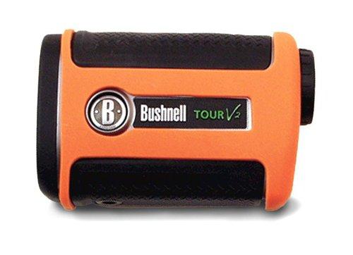 Bushnell Skinz Accessory for Tour V2 Rangefinder, Orange