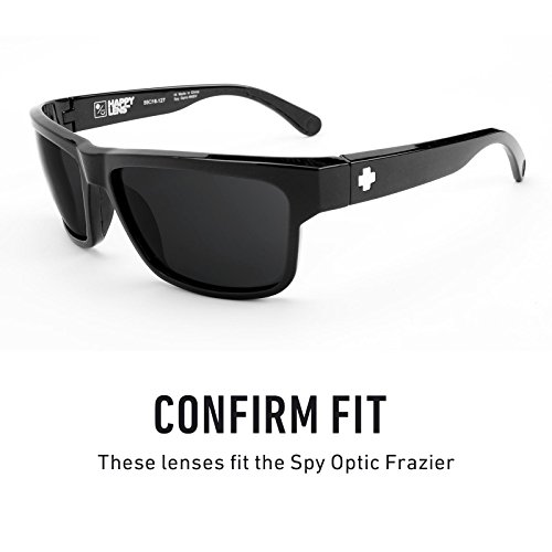 Frazier repuesto — Spy Flash Lentes múltiples Elite Polarizados Mirrorshield Optic de Bronce Opciones para WYTqqXc5