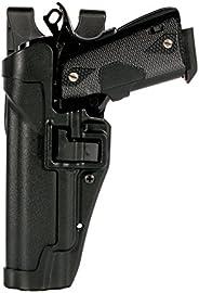 Blackhawk Serpa Level 2 Auto Lock Duty Holster, Size 00, Right Hand