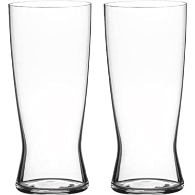 Classic Lager Beer Glass (Set of 4)
