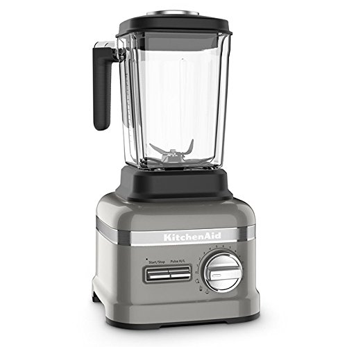 KitchenAid174; Pro Line 3.5 HP Thermal Control Blender Sugar Pearl Silver KSB8273SR
