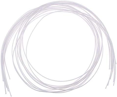 sharprepublic 約10個入り キャンドル芯 キャンドル作り ホビー用素材 クラフト用品 キャンドル製造用品 - 説明どおり+説明どおり, 1.5mmホワイト