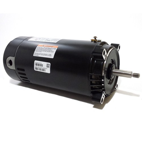 Flange Replacement Motor - Century Electric UST1152 1 1/2-Horsepower Up-Rated Round Flange Replacement Motor (Formerly A.O. Smith)