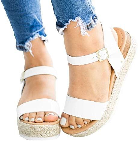 Ecolley Sandals Fashion Espadrille Platform product image