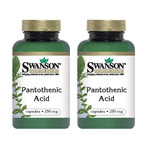 Most bought Vitamin B5 Pantothenic Acid