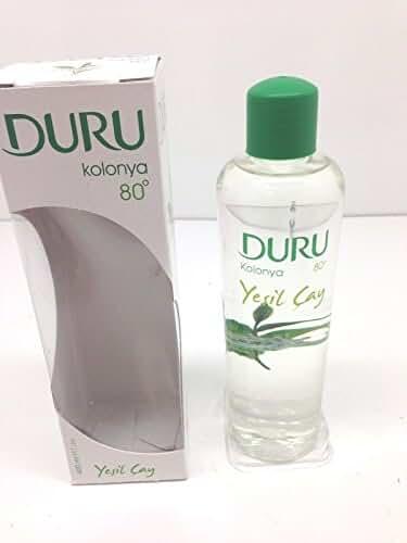 Duru Cologne Green Tea, 13.53 Fluid Ounce