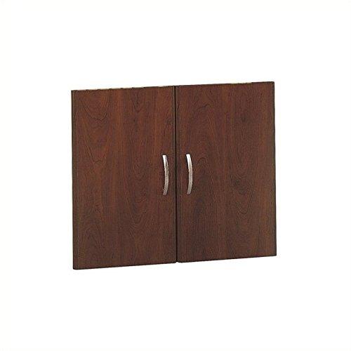 Kit Height Door Half (Bush Furniture Hansen Cherry Series C Half Height Door Kit (2 drs))