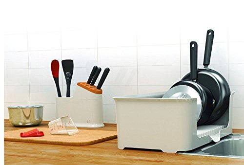 Kitchen in A Box 14‑pc. Cookware Set, White