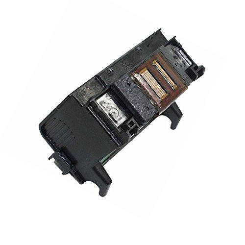 QINK (Como Pack) 1 Pack 5 Slot 564 Print Head for 564 CB326-30001 CN642A Printhead & 5 Pack 564XL (BK PBK C M Y) Ink Cartridge For PhotoSmart 7510 7520 by QINK (Image #1)