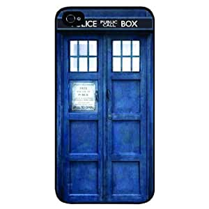 2014 Susenstore Hot Tardis Doctor Dr Who Police Box Hard Back Case Cover for Iphone 5 5g 5s Cellphone Case
