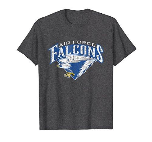 - Mens Air Force Falcons T Shirt Gift US Air Force Future Pilot Tee 3XL Dark Heather