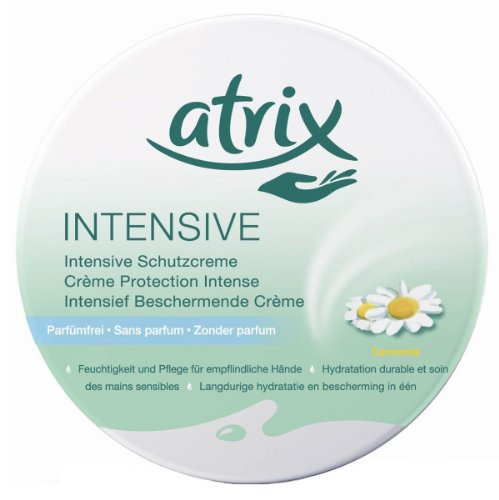 Atrix Intensive Protection Hand Cream Perfume Free 150ml 5oz (Protection Intensive)