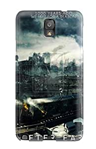 Annie T Crawford Scratch-free Phone Case For Galaxy Note 3- Retail Packaging - After Earth