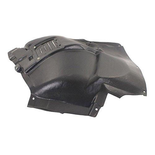 08-13 M3 Front Splash Shield Inner Fender Liner Panel Left Driver Side BM1248120