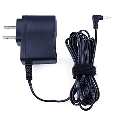 AC Power Adapter for Mr. Heater Big Buddy Heater MH18B, F274800 F276127 F274830 F274865, by LotFancy, Replacement 6V Power Supply Cord, UL Listed, 6 FT Cord