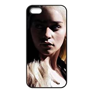 HGKDL Fire Blood Design Personalized Fashion High Quality Phone Case For Iphone 5S