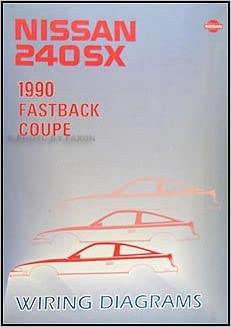1990 nissan 240sx wiring diagram manual original: nissan: amazon com: books