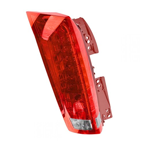 Taillight Taillamp Brake Light Driver Side Left LH for 10-16 Cadillac SRX