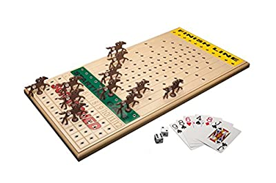 Across The Board Horseracing Game Top