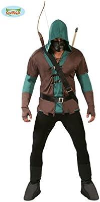 Disfraz de arquero - Estándar: Amazon.es: Juguetes y juegos