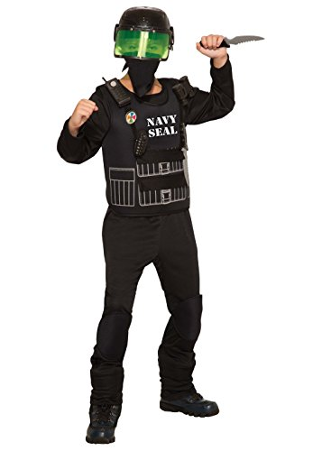 navy seal boy costume - 5