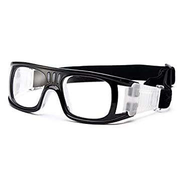 HRten Outdoor Sports Goggles Over Glasses Soccer Basketball Protective Eyewear for Men,Women and Youth