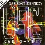 Das boot Kenedy CARD SLEEVE 2-track CDsingle