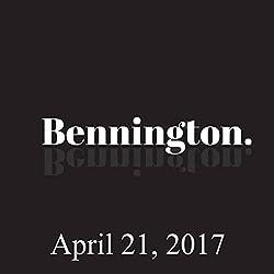 Bennington, April 21, 2017