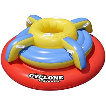 Swimline Cyclone Spinner Pool Float Toys Games