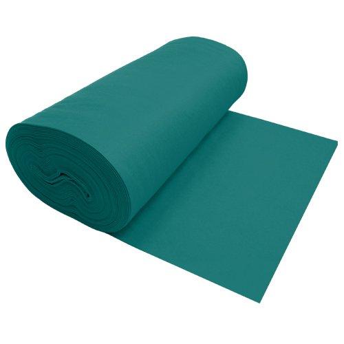 Viscose Felt Turquoise 1233-72' X 3YD The Felt Store