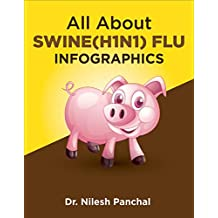 All About Swine (H1N1) Flu - Infographics (Infectious Disease Infographics Book 1)