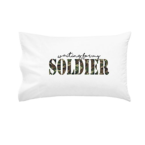OH,SUSANNAH Waiting For My Soldier Pillowcase - 1 20x30