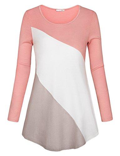 Pink A-line Top - 4