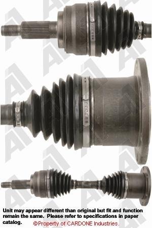 Cardone 60-2112 Remanufactured CV Axle