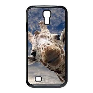 Giraffe Samsung Galaxy S4 Hard Plastic Back Cover Case