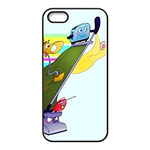 Brave Little Toaster iPhone 5 5s Cell Phone Case Black AMS0705498