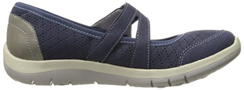 Donne Blu Moda Delle Wembly Sneaker Mary Jane Aravon qfX0w