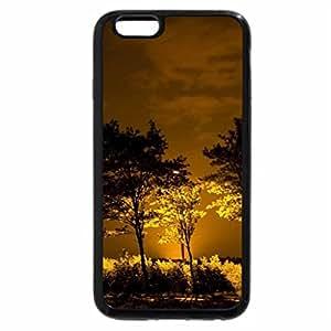 iPhone 6S Plus Case, iPhone 6 Plus Case, trees in the wind