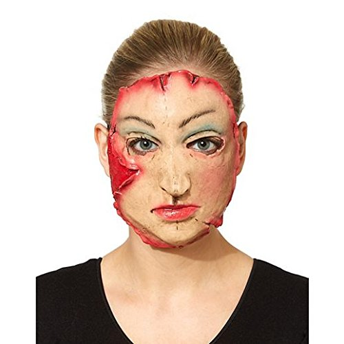Costume Beautiful Sewn Up New Face -