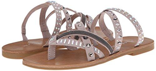 887865309000 - Madden Girl Women's Hoffmen Dress Sandal, Taupe Fabric, 9 M US carousel main 5