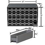 Akro-Mils 19228 28 Drawer Steel Parts Storage