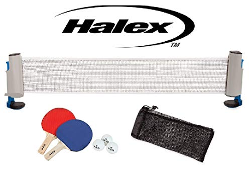 Room Set Dining Game Table (Halex On-The-Go Table Tennis Set Model #57000)