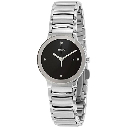 Rado Women's R30928713 Centrix Jubile Stainless Steel Bracelet Watch