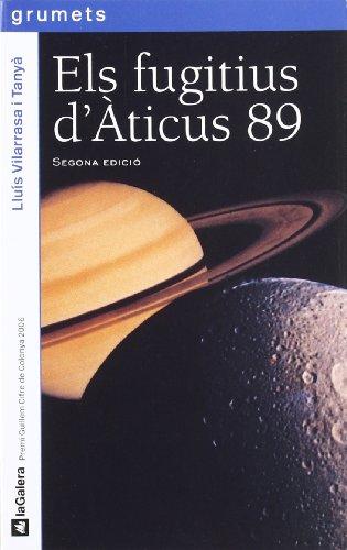 Descargar Libro Els Fugitius D'àticus 89 Lluís Vilarrasa