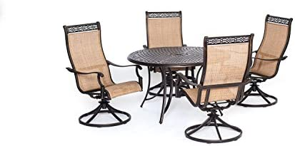 Cambridge LEGACY5PCSW-TN Legacy 5 Piece Dining Set