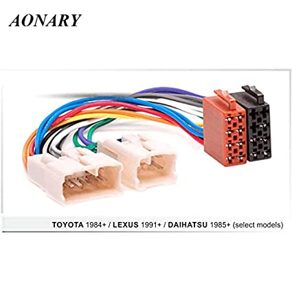 Radio Wiring Harness Adapter Iso Lead Wiring As Well Car ... on