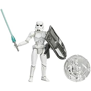 Star Wars Ralph McQuarrie Signature Series Concept Stormtrooper with Exclusive Collector Coin